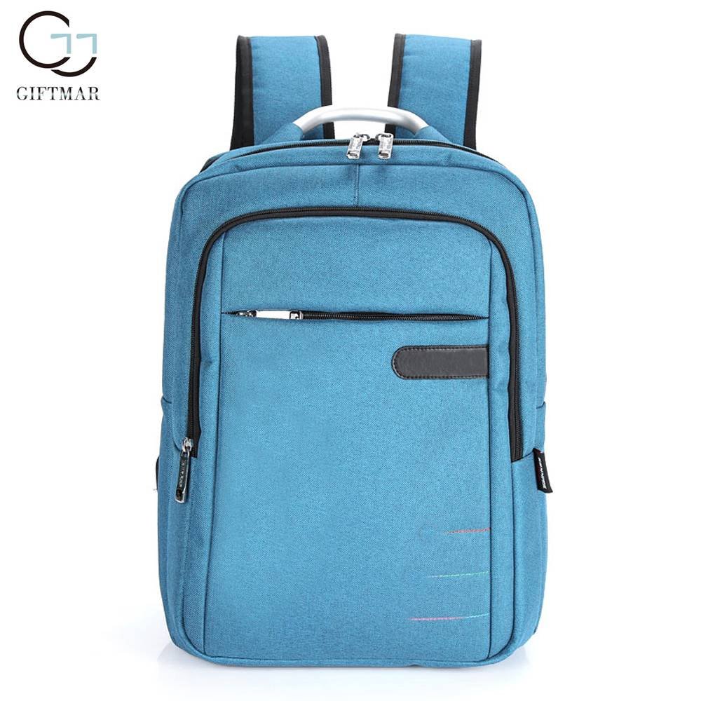 promotional fashion color 14 inch business leisure backapck, computer backpack