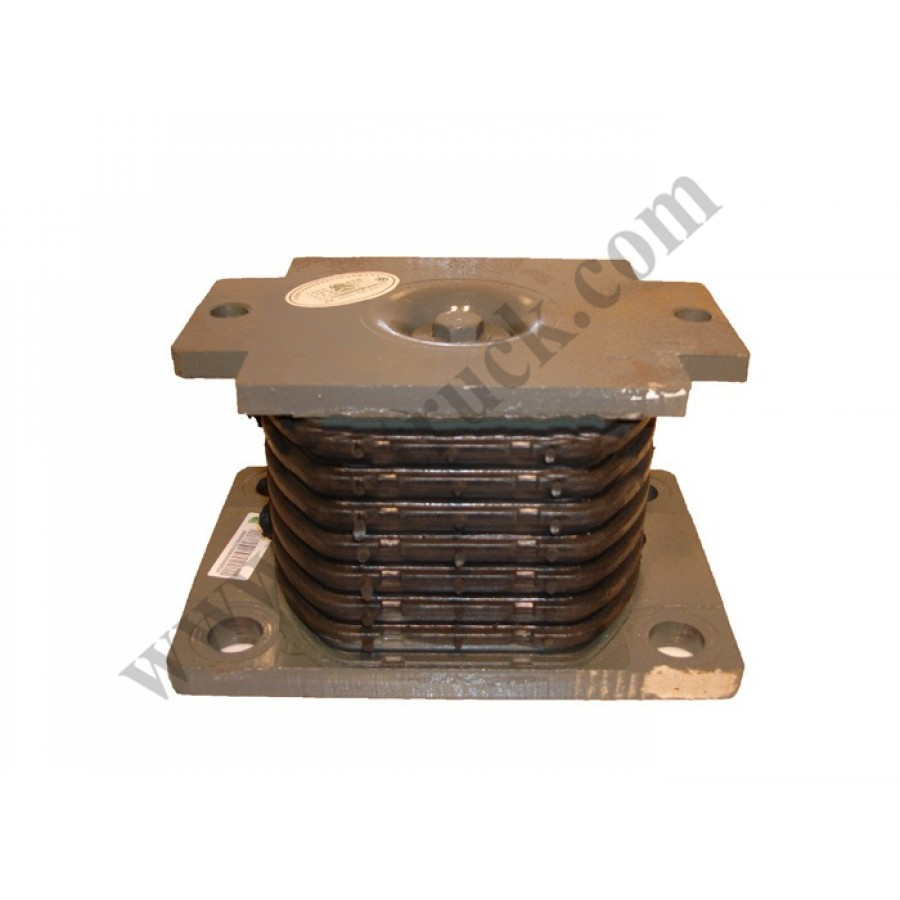 china supplier trailer car chassis AZ9725520278 Rubber support assembly