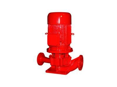 XBD (HL) vertical Tangent fire fighting pump