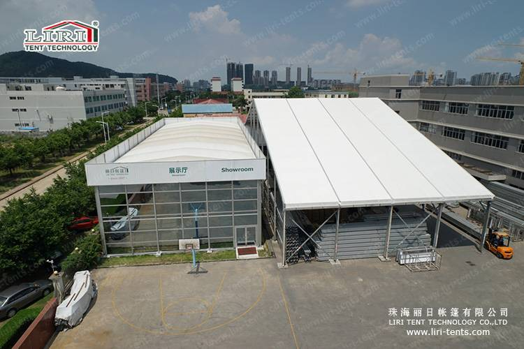Liri Tent: Largest Aluminum Clear Span Tent Manufacturer in China