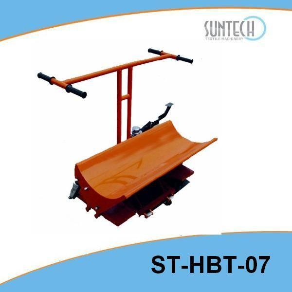 Hydraulic Cloth Roll Doffing Trolley(ST-HBT-07)