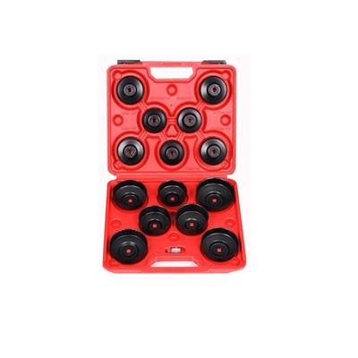 14PCS Cup Type Oil Filter Wrench Set OT233