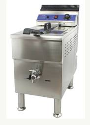 Fryer With Valve(temperature controller:60°C~200°C)