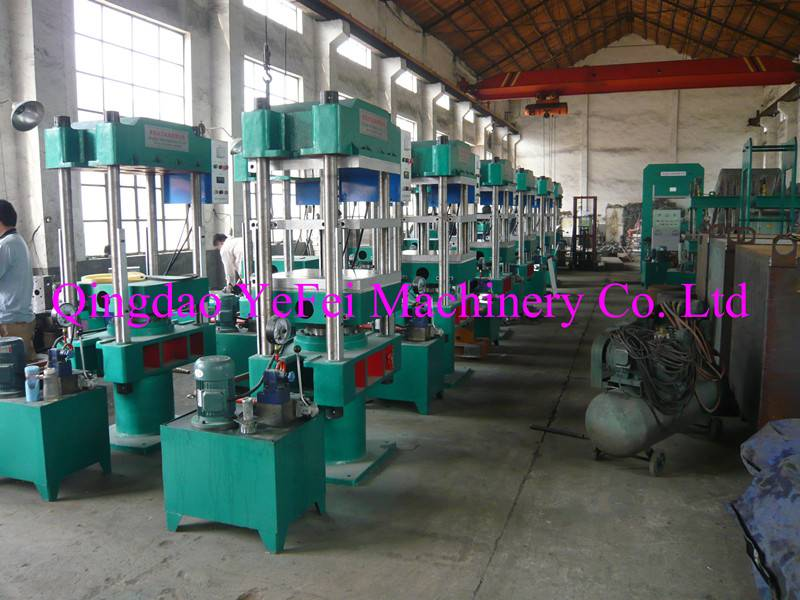 Frame Type Plate Vulcanizing Machinery