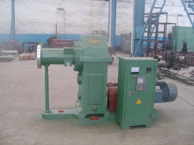 Rubber Hot Feed Extruder machine