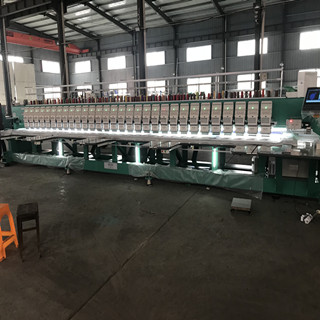 924 HIGH SPEED EMBROIDERY MACHINE