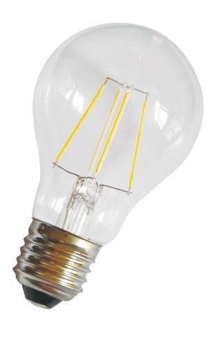 A60 4W Cob Led Filament Bulb Dimmable