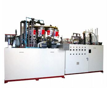 PAPER CUP FORMING MACHINE(EAGLE-700E)