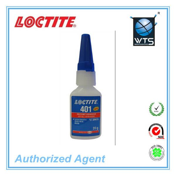 Henkel Loctite 401 instant adhesive cyanoacrylate glue