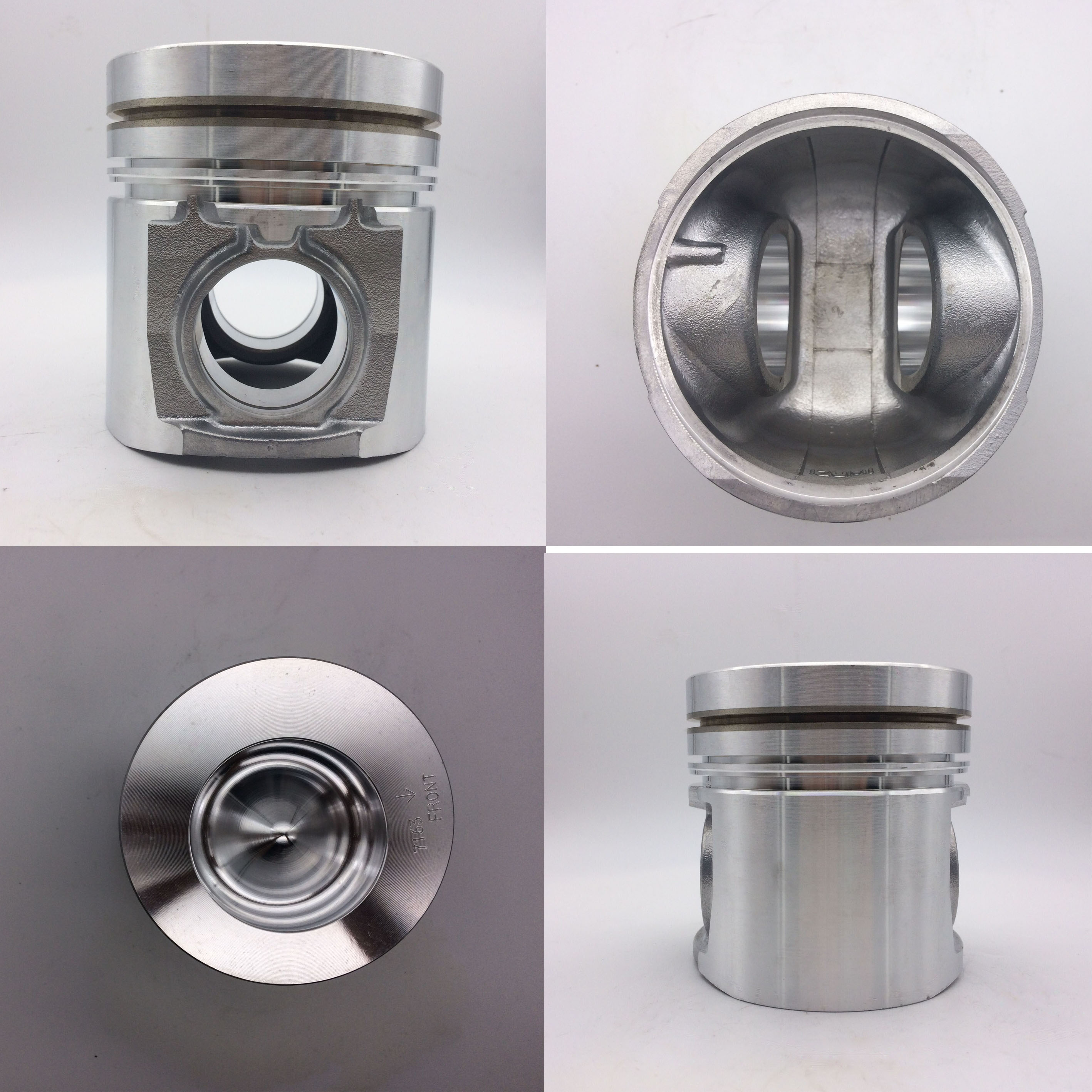 Cummins 4BT/6BT piston with pin and clip