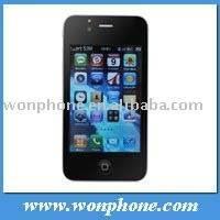 CDMA GSM Dual Sim Card WIFI Mobile Phone A6