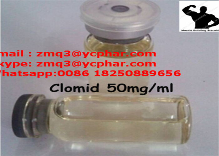Clomiphene Citrate / Clomid 50 For PCT Anti Estrogen Steroid Oral Oil