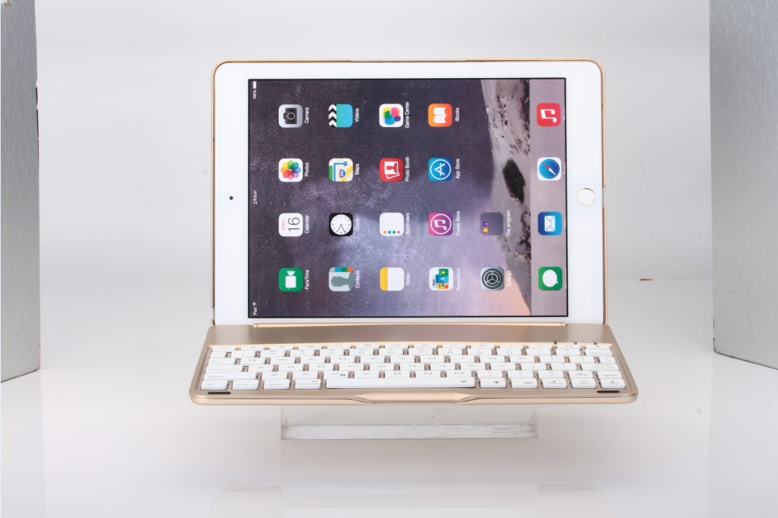 Intelligentswitch wireless bluetooth keyboard for iPad Air2