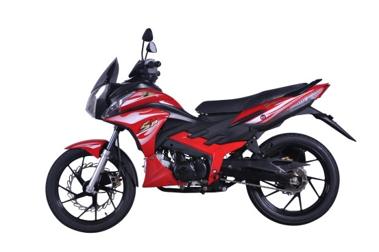 150-3 motorcycle