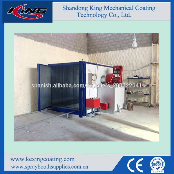 2015 High Performance Gas Powder Coating Oven with CE Certification