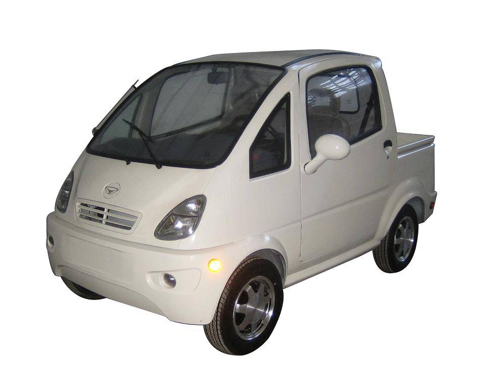 E-car with EEC certificate