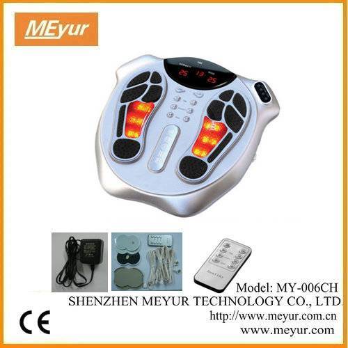 MEYUR Circulation Booster Foot Massager