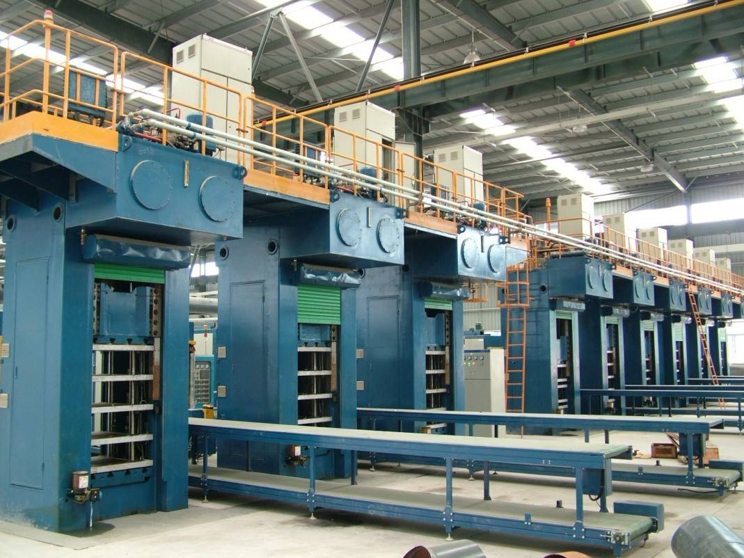 HJ071 Friction Material Hydraulic Press