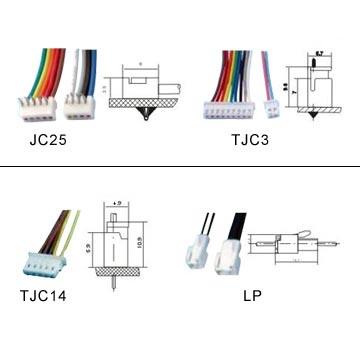 JC25,TJC3,TJC14,LP Connectors