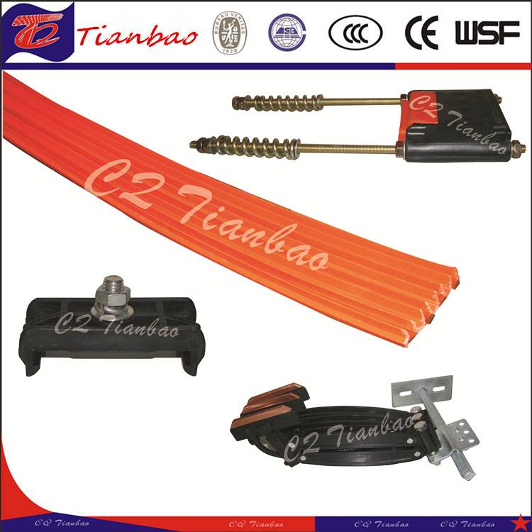 Tianbao DHB3/4/6P Safety Power Rail
