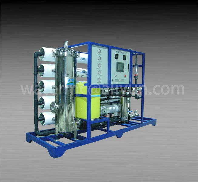 SHAANXI APS MACHINERY EQUIPMENT CO.,LIMITED RO Brackish Water Desalination Equipment