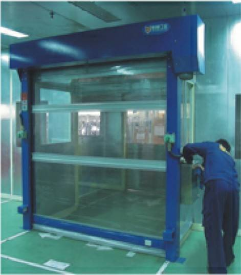High Speed Explosion Rolling Door (CF500)