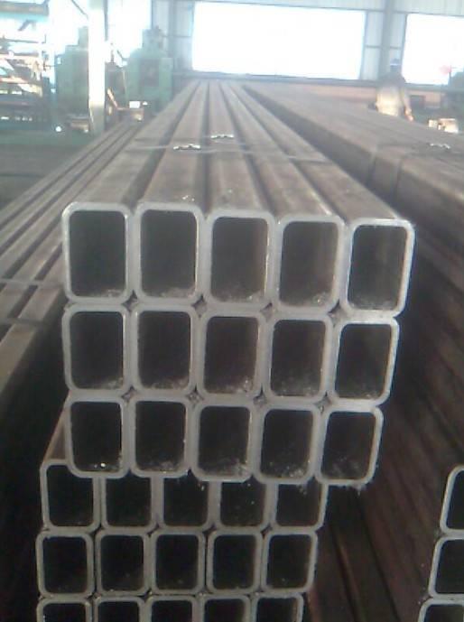 s355 thick wall seamless rectangular steel tube