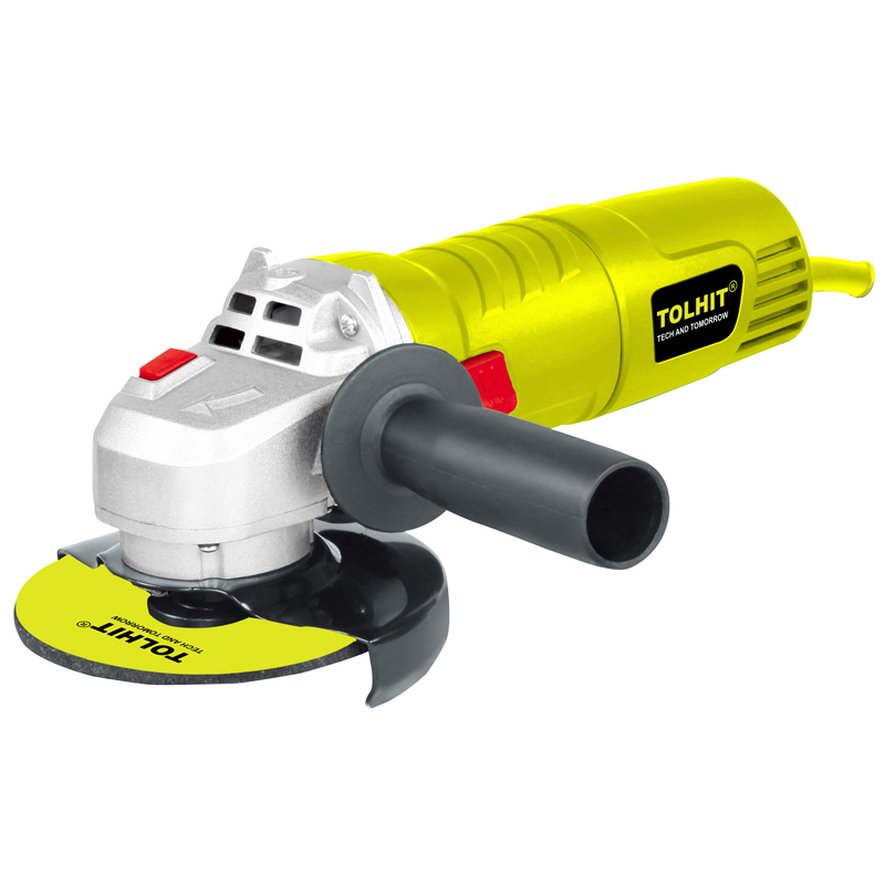 TOLHIT 850w 115mm Electric Angle Grinder