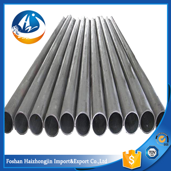 aisi 316l thin wall welded stainless steel tube round pipe