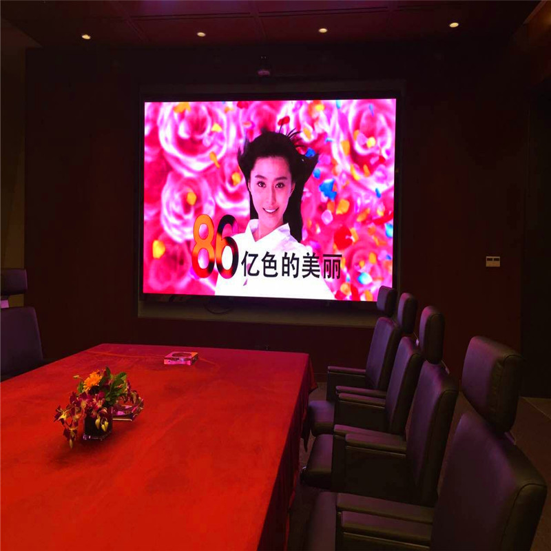 Vision Effect Competitive Perfect small pixel pitch led panel rgb p1.58