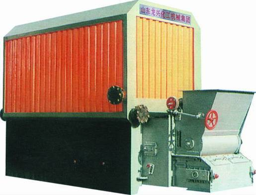 Coal-fired Thermal Oil Furnace