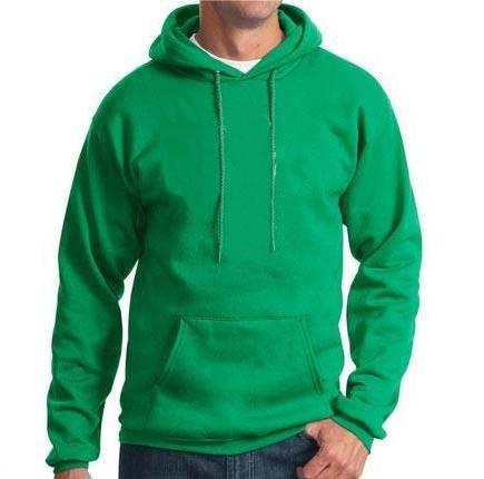 Men's plain hoodie