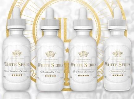 KILO WHITE SERIES BY KILO E-LIQUIDS - 60ML