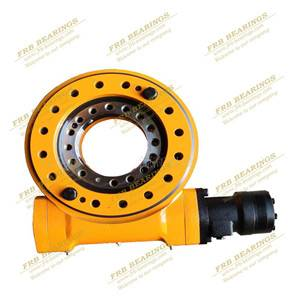 WE14 slewing drive and ring for marine crane,drilling machinery