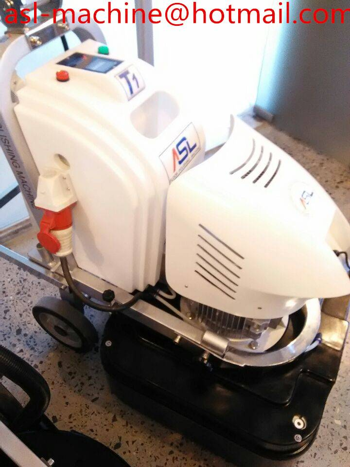 ASL600-T1 floor polishing machine [12 heads machine ]