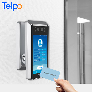 Telpo Real Time Smart Security Wifi Bluetooth Ethernet Facial Recognition Terminal