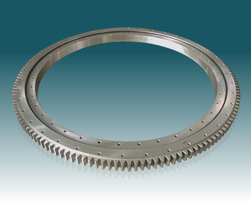 China factory supply Light Type Turntable Bearing RK6-25P1Z Crane Slewing bearing for Excavator