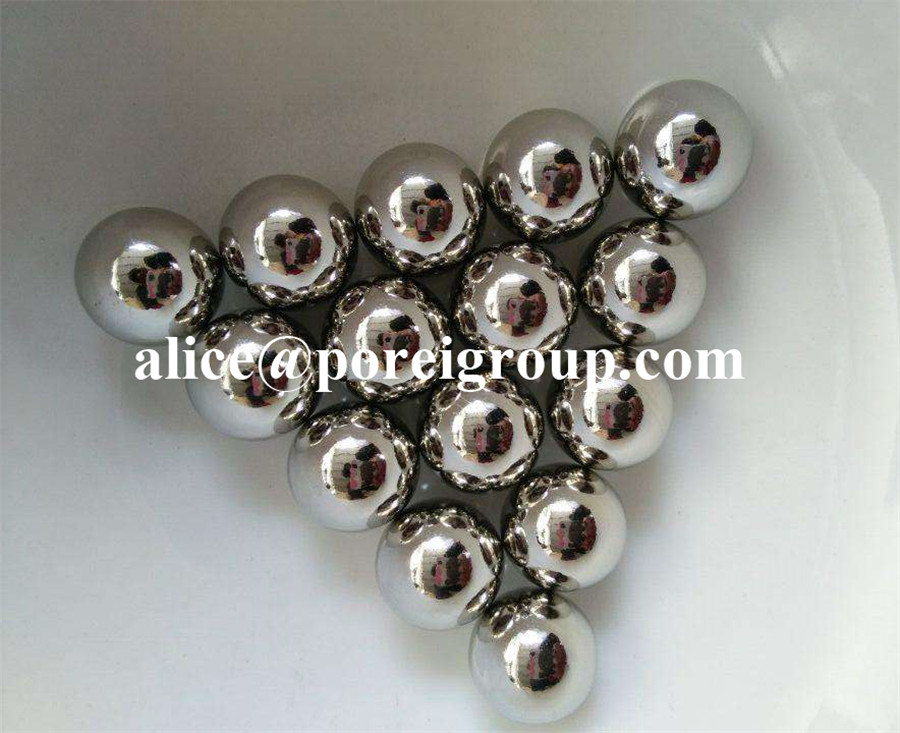 top quality tungsten carbide ball yg6 yg8 steel ball