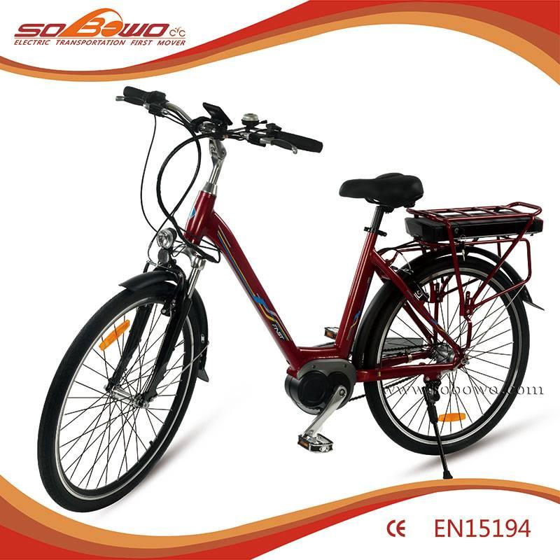 Electric Bike SOBOWO S28 250W