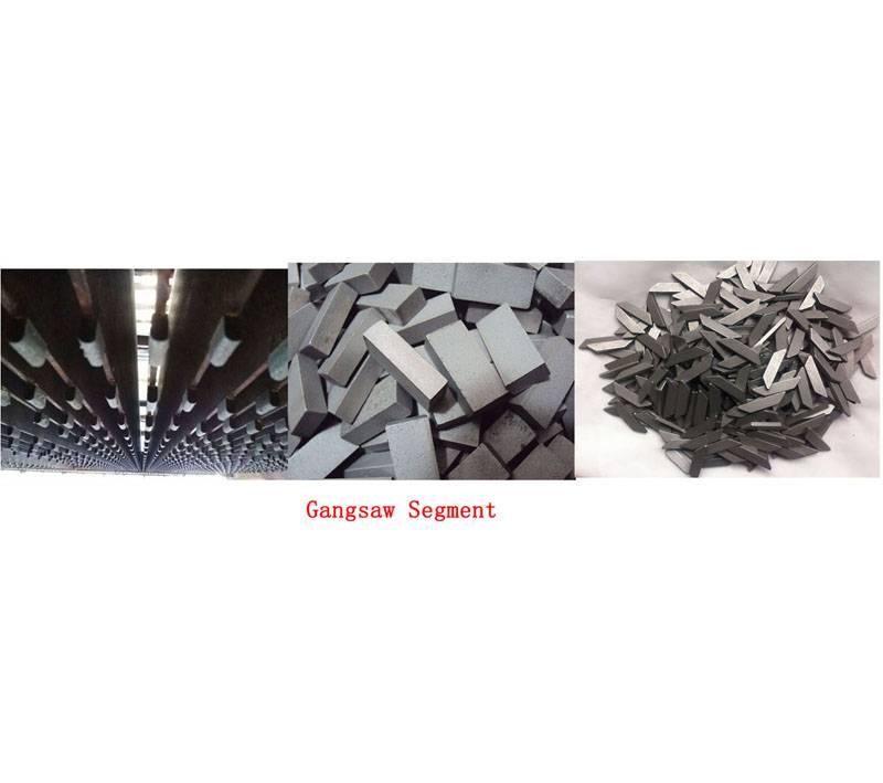 gangsaw segment