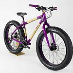 Alubooyah Fat Bike ( Bamboo Bisycle )