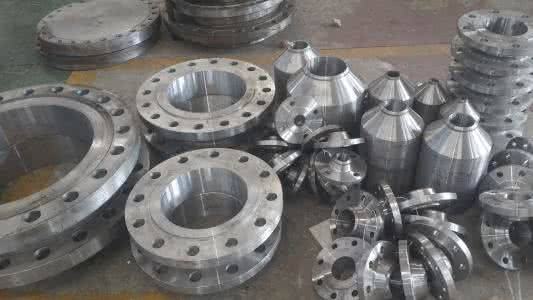 carbon steel forging flange bearing