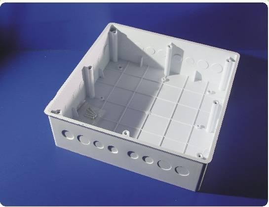 PVC ADAPTABLE BOX