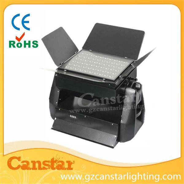 outdoor led wall washer light city color 60x10w RGBW