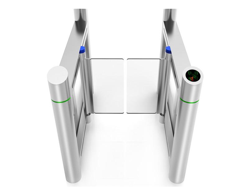 speed gate turnstile system