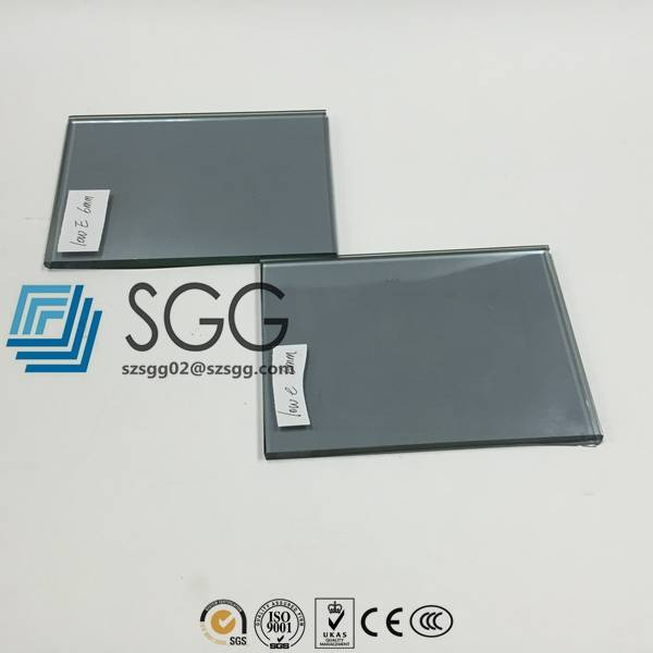8.38mm 10.38mm 12.38mm Low e Laminated Glass Price