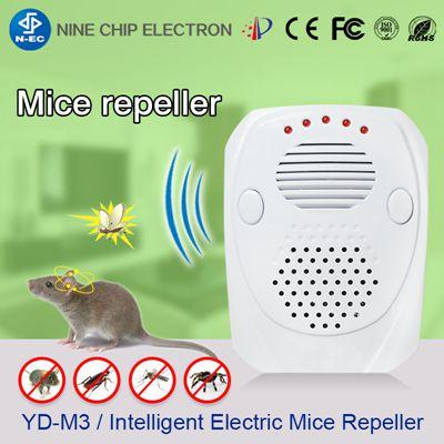 Ultrasonic pest repeller ABS mice dispeller