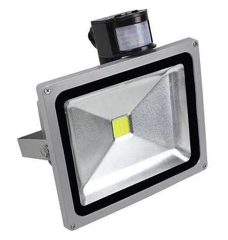 LED sensor flood light