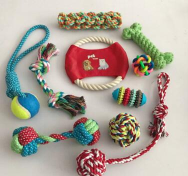 pet dog toys in different styles