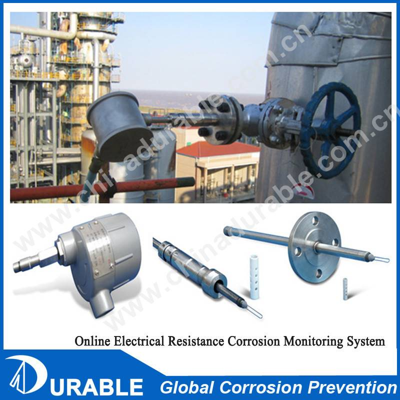 Online Electrical Resistance Corrosion Monitoring System